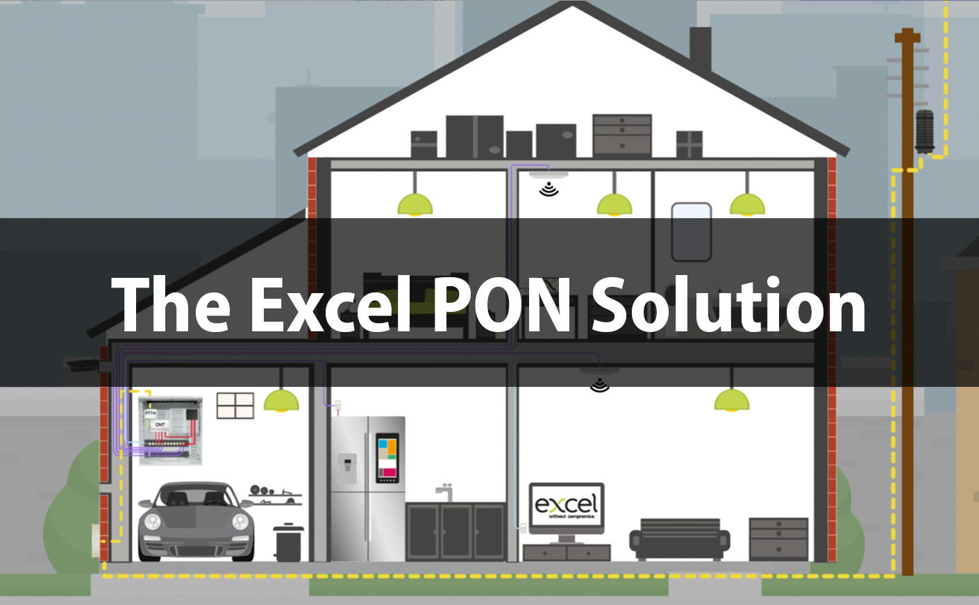 PON Solution Video