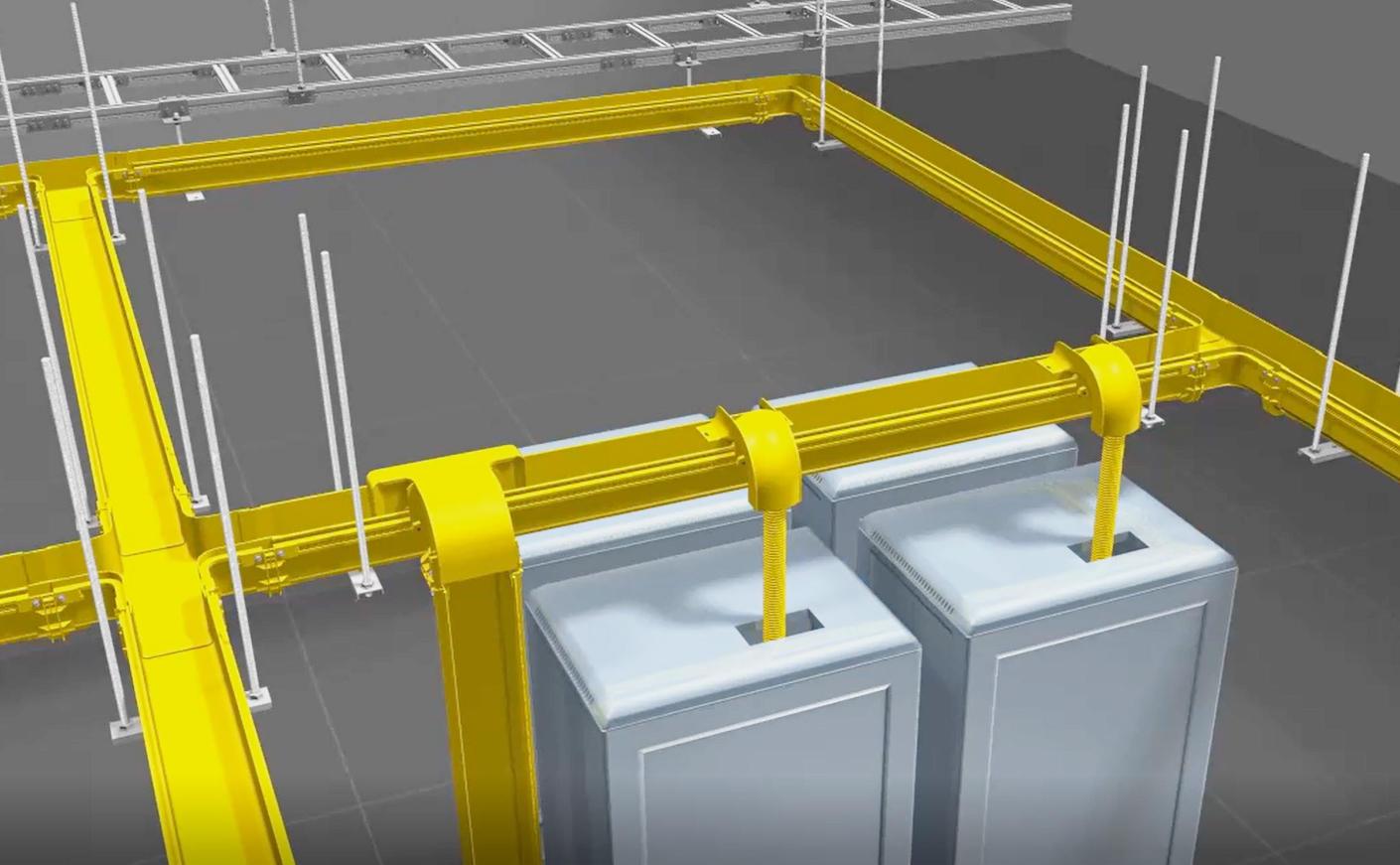 Nuevo sistema de canalización por conductos