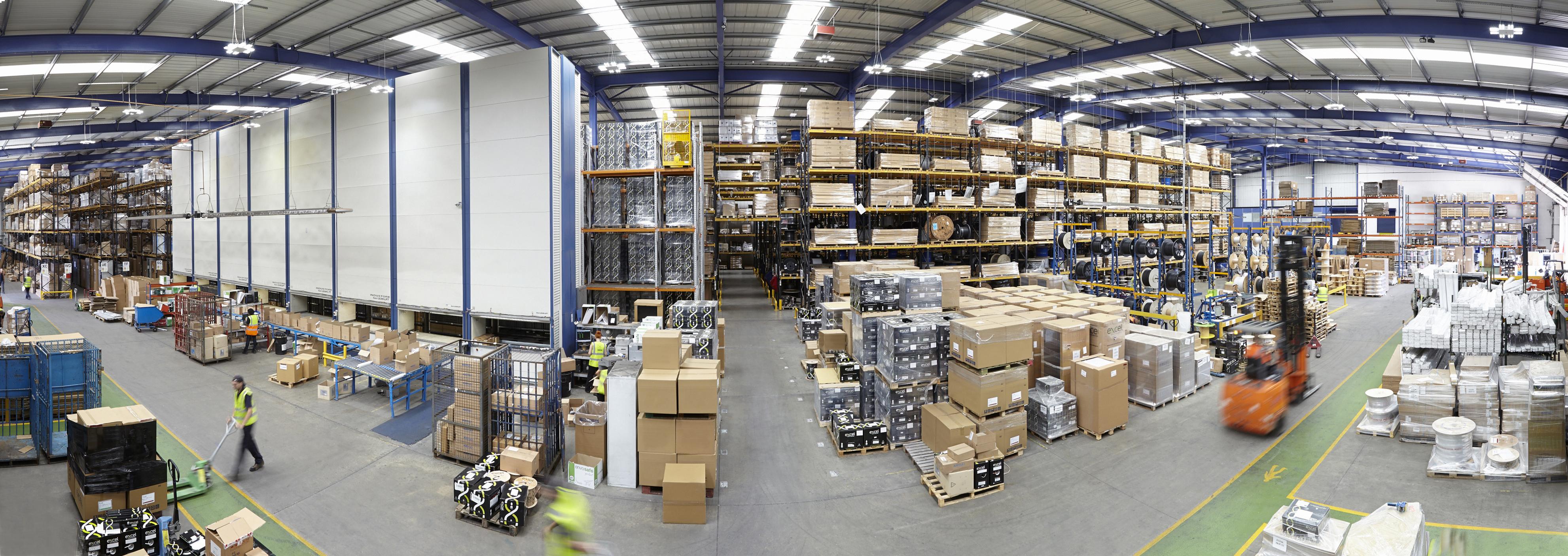 Mayflex Warehouse